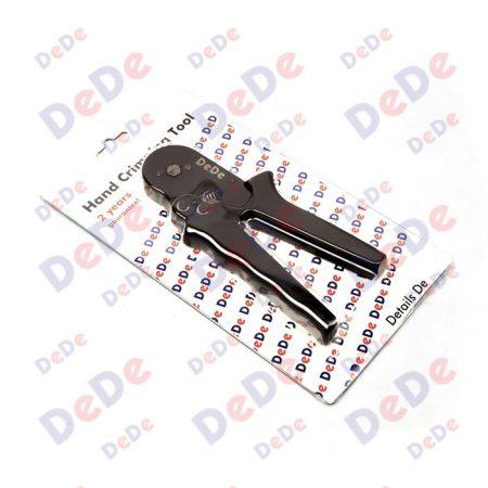 ابزار پرس وایرشو تکی و دوبل شش گوش زن از سایز 0.5 تا 6 (ECT-B)