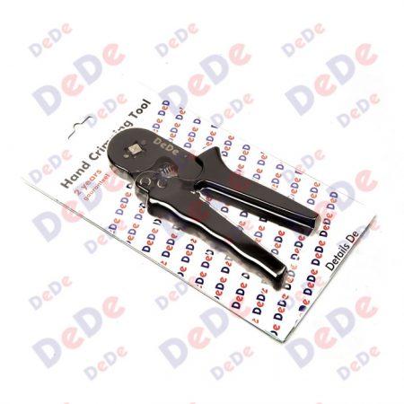 ابزار پرس وایرشو تکی و دوبل چهارگوش زن از سایز 0.5 تا 6 (ECT-A)