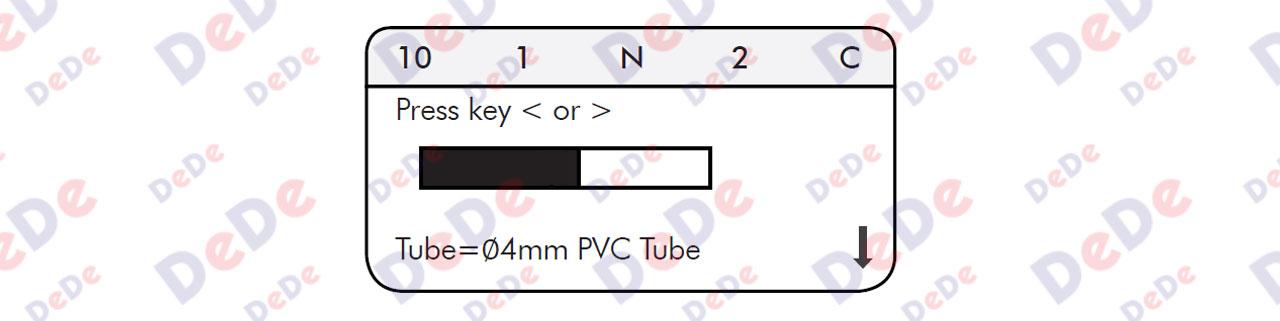 گزینه LCD brightness
